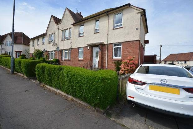 Thumbnail Flat to rent in Portland Road, Galston, Galston