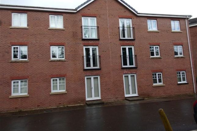 Thumbnail Flat to rent in Newbridge Road, Pontllanfraith, Blackwood