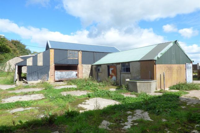 Thumbnail Barn conversion for sale in Ashreigney, Chulmleigh