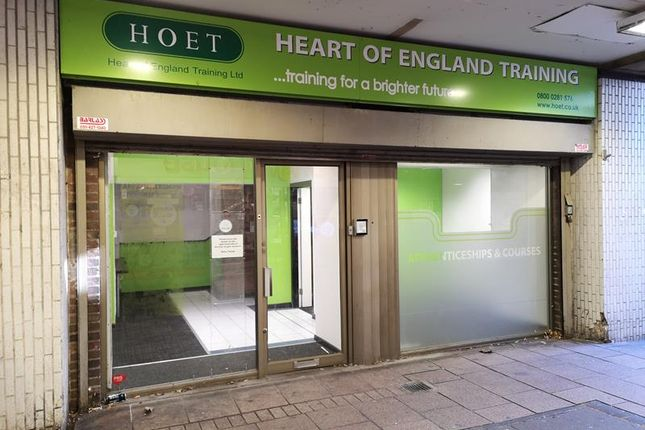 Thumbnail Commercial property to let in Broadgate, Coventry