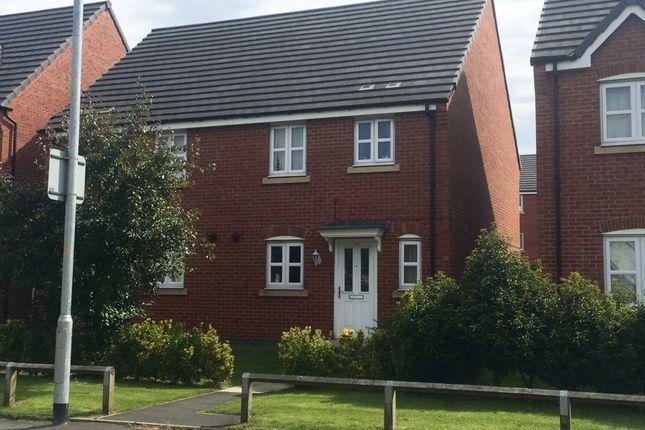Thumbnail Town house for sale in Battersby Lane, Warrington