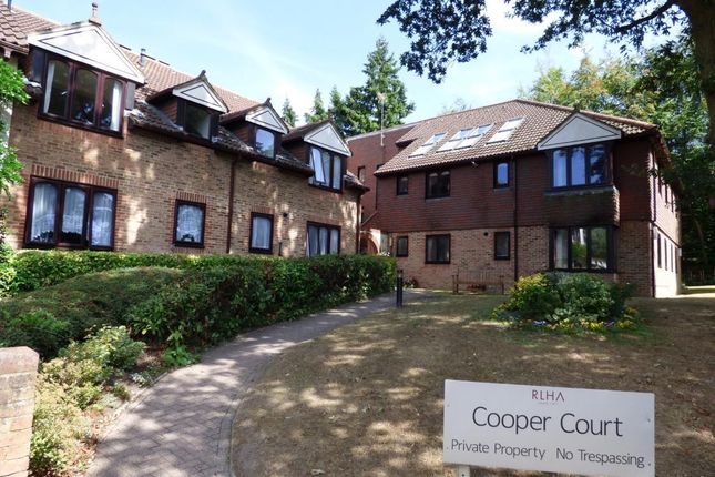 Thumbnail Property for sale in Cooper Court, Farnborough