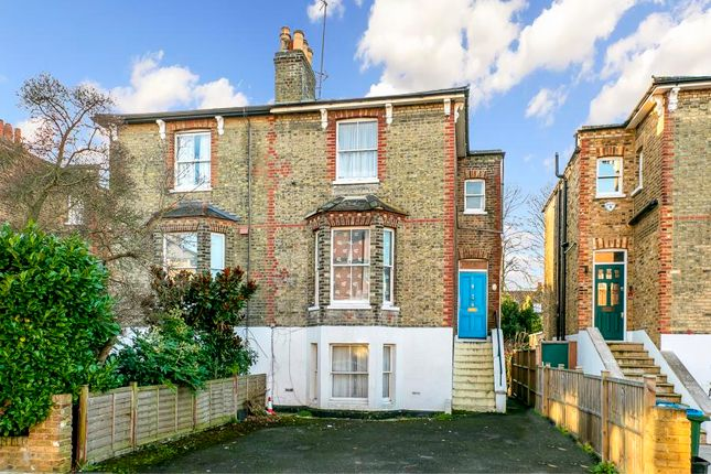 Thumbnail Semi-detached house for sale in Townshend Road, Richmond