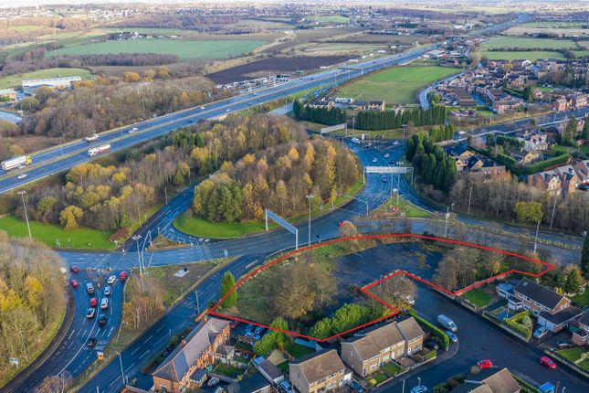 Thumbnail Land for sale in Former White Bear Site Dewsbury Road, Tingley, Leeds, West Yorkshire