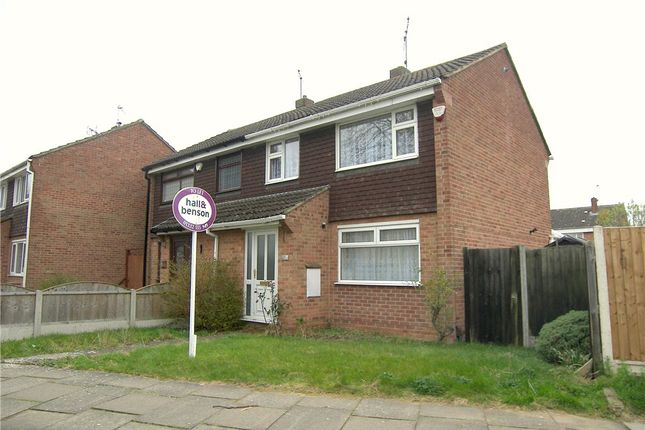 3 bed semi-detached house to rent in Arran Close, Sinfin, Derby DE24
