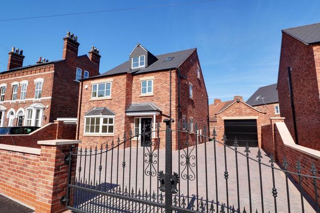 4 bed detached house for sale in Wharf Road, Ealand, Scunthorpe DN17