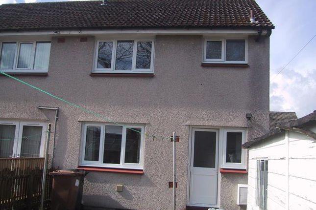 Thumbnail Semi-detached house to rent in Drumossie Avenue, Inverness