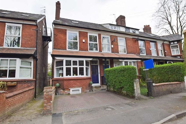 Thumbnail Terraced house for sale in Bamford Road, Didsbury, Manchester