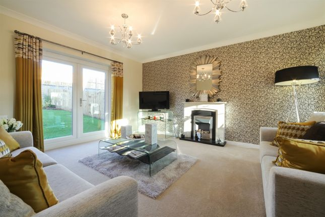 "Thumbnail Detached house for sale in ""The Hilliard"" at D'urton Lane, Broughton, Preston"