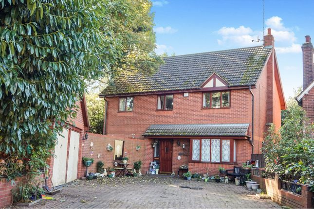 Thumbnail Detached house for sale in Hednesford Road, Rugeley