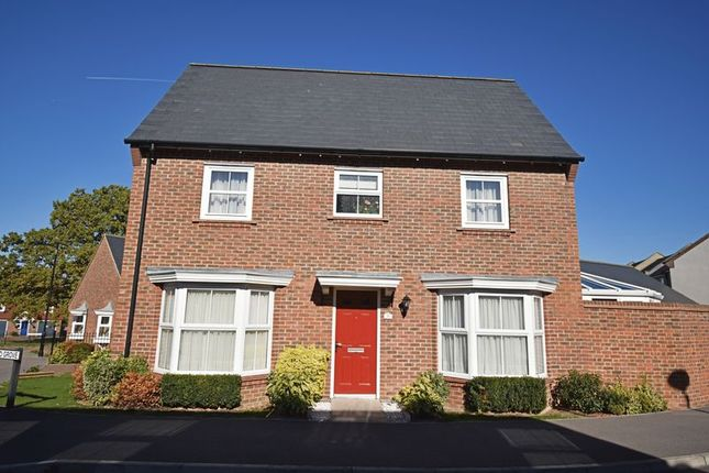Thumbnail Detached house for sale in Warnford Grove, Sherfield-On-Loddon, Hook