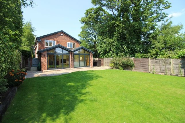 Thumbnail Detached house for sale in Sunny Bower Street, Tottington, Bury