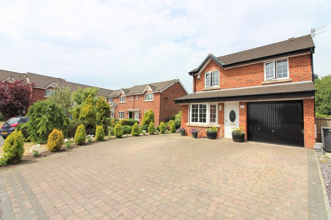 Thumbnail Detached house for sale in Sandwell Avenue, Thornton