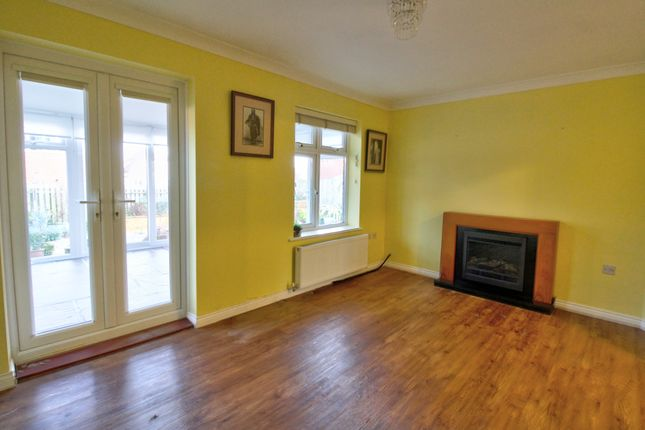 Lounge of Ashfield Mews, Wallsend NE28