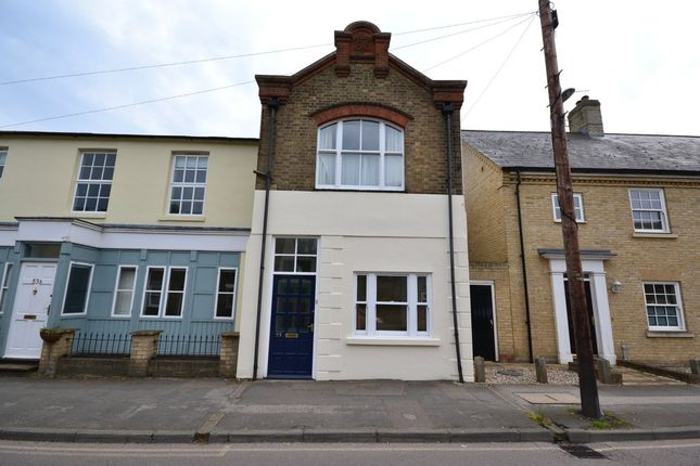 Thumbnail End terrace house to rent in Broad Street, Ely