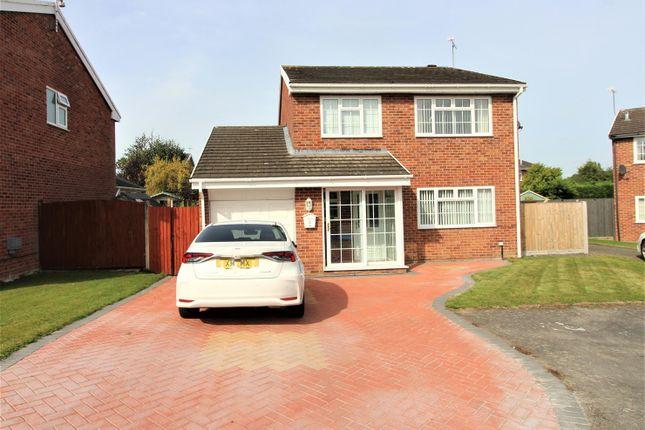 4 bed detached house for sale in Malvern Drive, Gwersyllt, Wrexham LL11