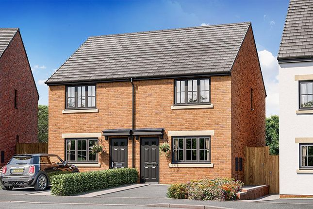 """2 bed property for sale in """"Abbey"""" at School Street, Thurnscoe, Rotherham S63"""