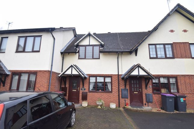 Thumbnail Terraced house to rent in The Larches, Newport