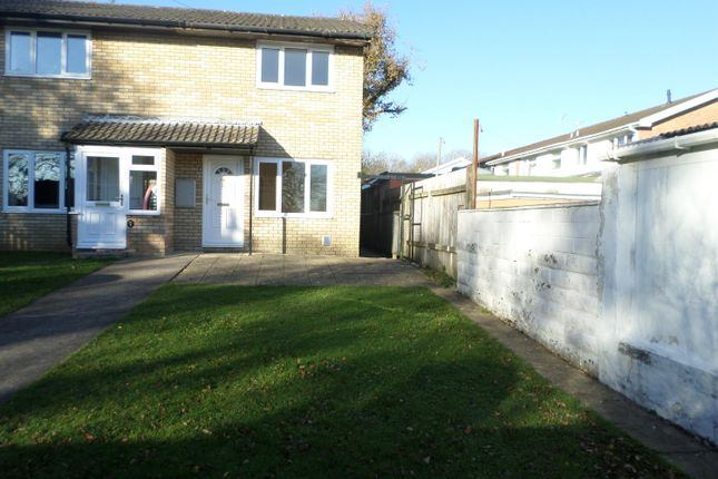 Thumbnail End terrace house to rent in St. Stephens Drive, Pencoed, Bridgend