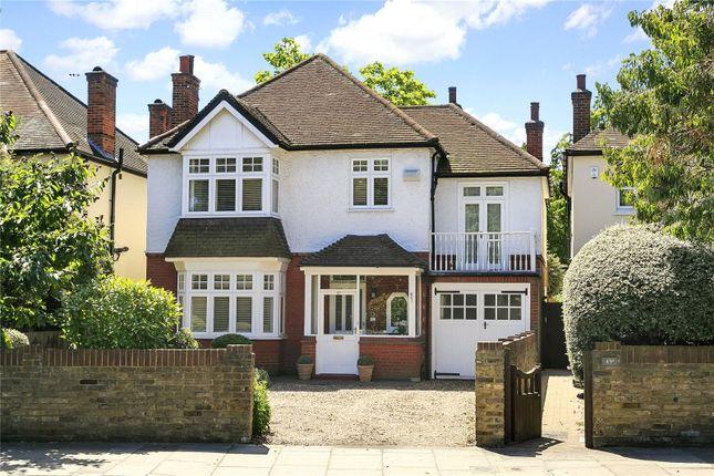 Thumbnail Detached house for sale in Hampton Road, Teddington