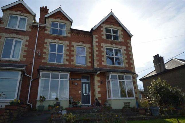 Thumbnail Semi-detached house for sale in Bryn Y Mor, Llwyngwril, Gwynedd