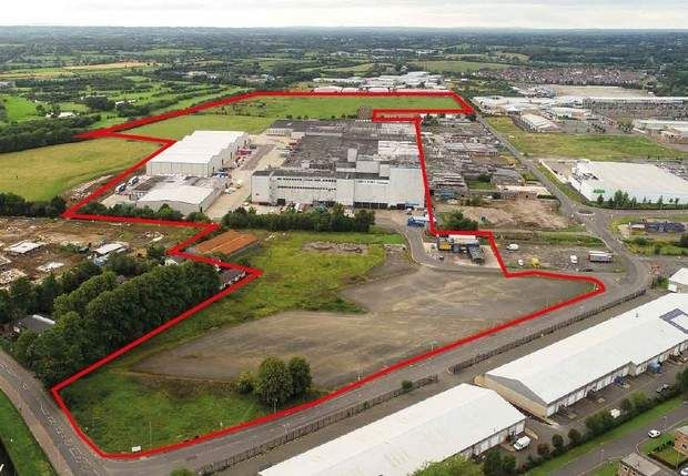 Thumbnail Land for sale in Antrim Business Park, Kilbegs Road, Antrim, County Antrim