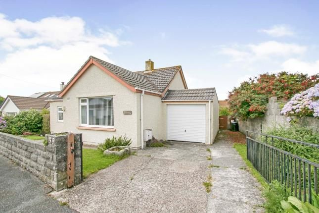 Thumbnail Bungalow for sale in Treskerby, Redruth, Cornwall