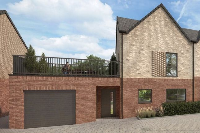 Thumbnail Detached house for sale in 1 Millenium Drive, Stockton On Tees