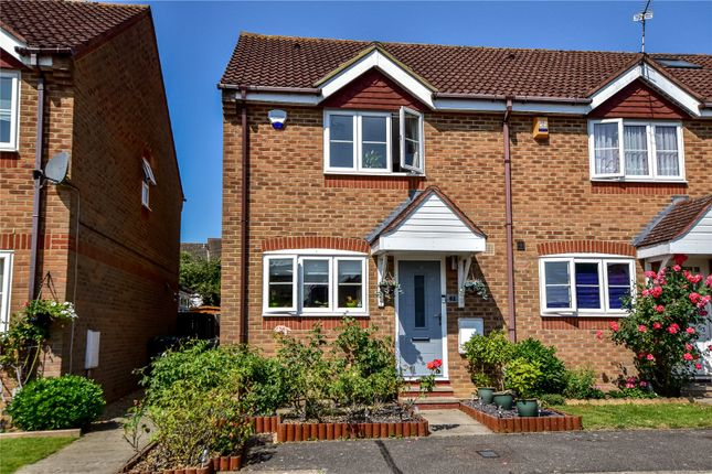Thumbnail End terrace house for sale in Manor Way, Croxley Green, Hertfordshire
