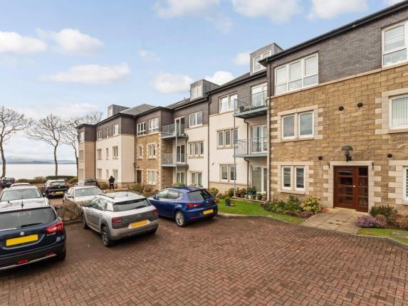 Thumbnail Flat for sale in Rosebank Gardens, Largs, North Ayrshire, .