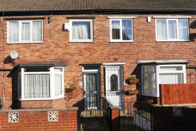 Thumbnail Terraced house to rent in Aston Terrace, Bramley
