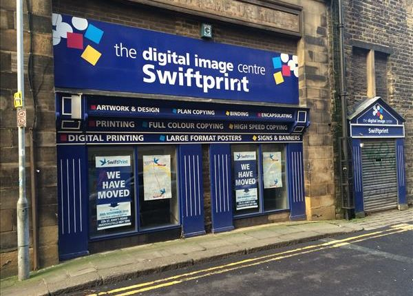 Thumbnail Retail premises to let in No. 3-5, Wood Street, Huddersfield, West Yorkshire