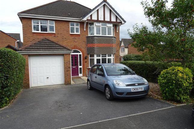 Thumbnail Detached house for sale in Pant Ardwyn, Pencoed, Bridgend