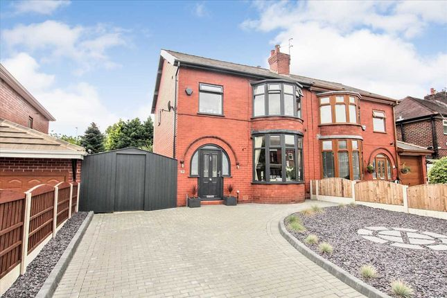 Thumbnail Semi-detached house for sale in Park Road, Westhoughton, Bolton