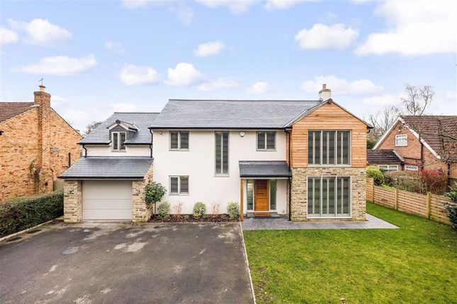 Thumbnail Detached house to rent in The Oval, Harrogate, North Yorkshire