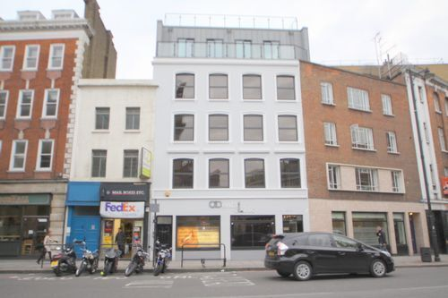 Thumbnail Duplex to rent in Old Street, Clerkenwell