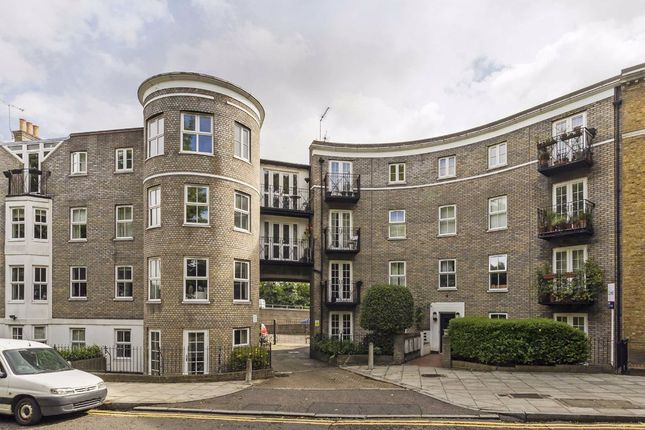 1 bed flat to rent in Cadogan Terrace, London E9