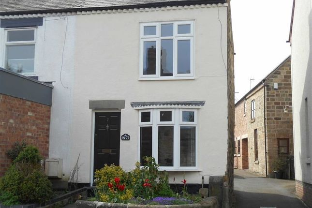 Thumbnail Property to rent in Tamworth Street, Duffield, Derby