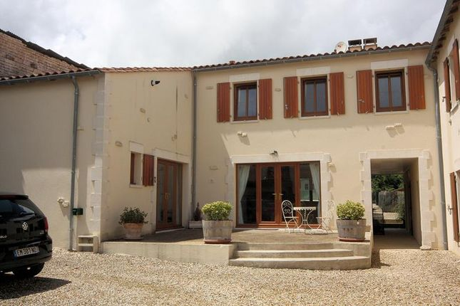 Property for sale in Chassors, Poitou-Charentes, France