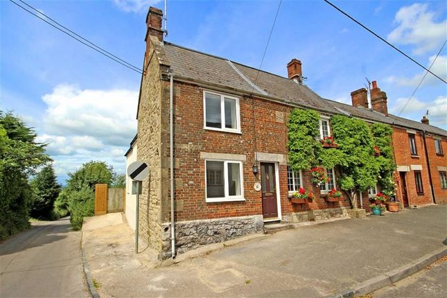 Thumbnail End terrace house for sale in Bradenstoke, Bradenstoke, Wiltshire