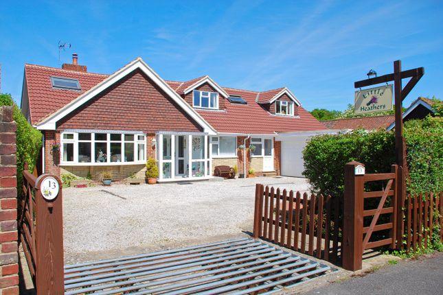 Thumbnail Detached house for sale in Whitemoor Road, Brockenhurst