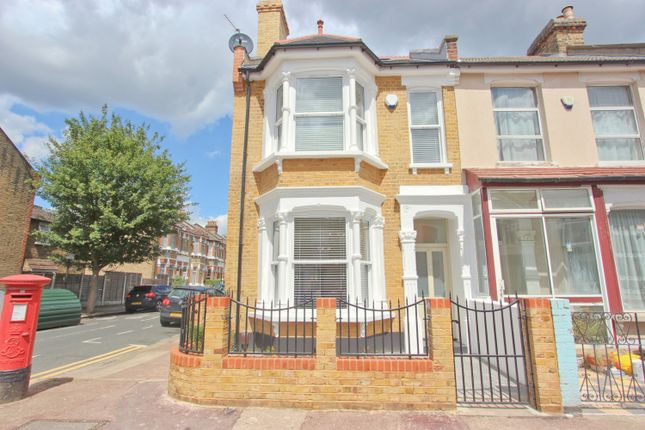 Thumbnail End terrace house for sale in Forest Road, Forest Gate, London