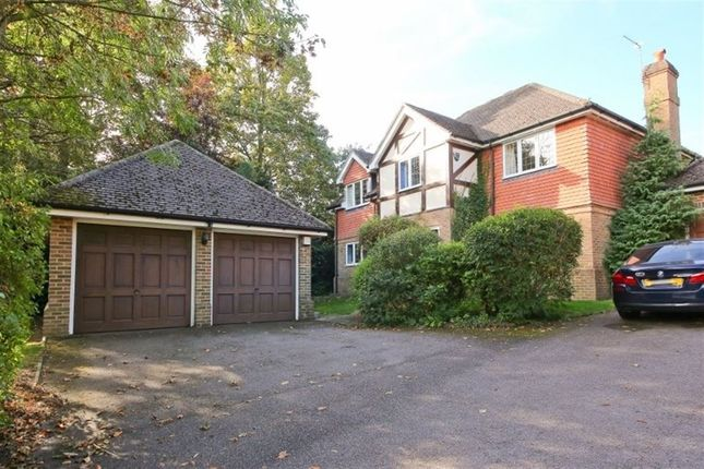 Thumbnail Detached house to rent in Childsbridge Lane, Seal, Sevenoaks