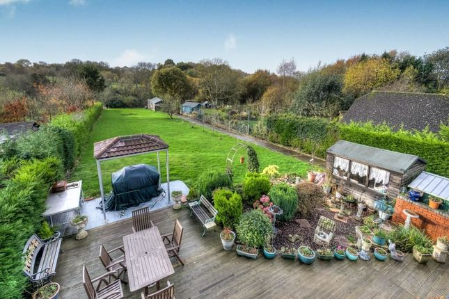 Thumbnail Detached house for sale in Bournfield Walpole Lane, Swanwick, Southampton