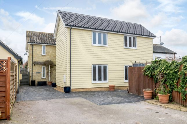Thumbnail Detached house for sale in Ipswich Road, Holbrook, Ipswich