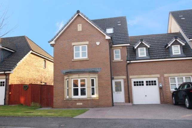 Thumbnail Semi-detached house for sale in Leggate Way, Bellshill, North Lanarkshire, .