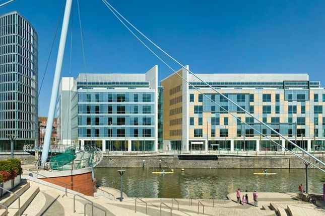 Thumbnail Office to let in One Glass Wharf, Temple Quay, The West Winge, Bristol