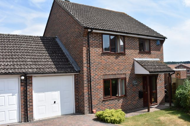 Thumbnail Detached house for sale in Pitts Orchard, Sturminster Newton