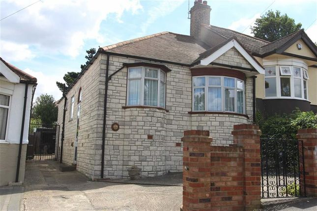 Thumbnail Semi-detached bungalow for sale in Seymour Road, North Chingford, London