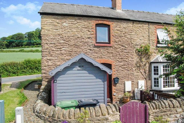 Thumbnail Cottage for sale in Cross In Hand Cottages, Callow, Hereford